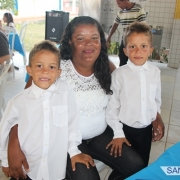 1ª Formatura do ABC da Escola Municipal de Educação Básica Senhora Santana