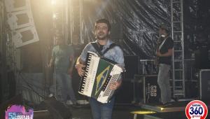 2ª noite da Festa da Juventude em Santana do Ipanema – AL