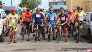 Competição de Ciclismo da 55ª Festa da Juventude de Santana do Ipanema